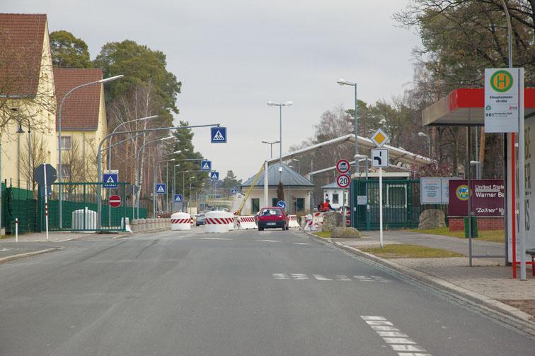 Gibts in Bamberg einen Plan wenn die Barrieren fallen?