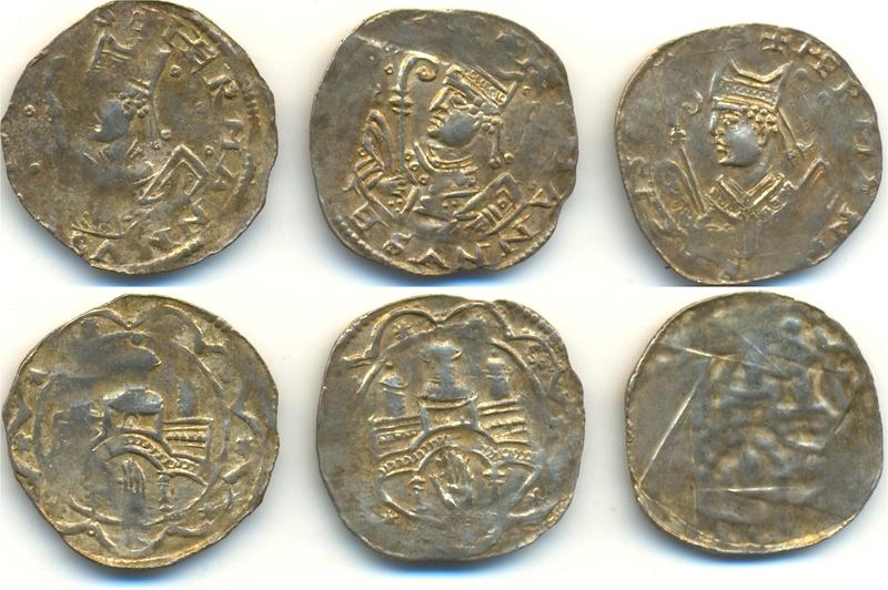 Mittelalterliche Münzen Aus Bamberger Prägung Bamberger Onlinezeitung