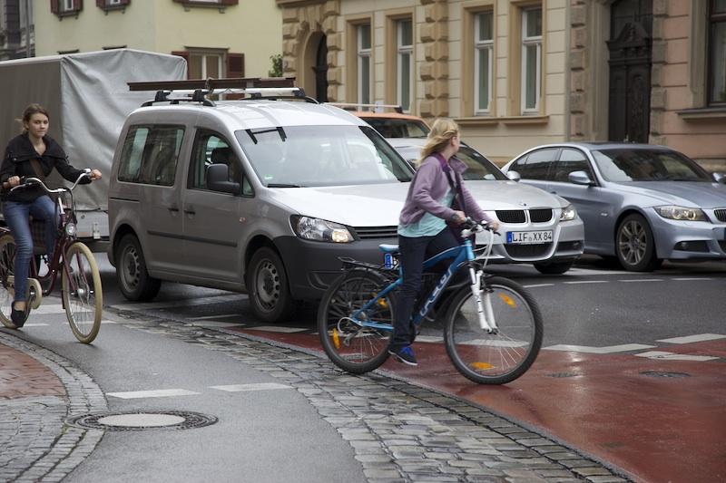 Am Markusplatz. Foto: Erich Weiß