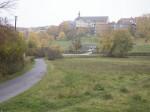 Ottobrunnen am 25. Oktober 11.39 Uhr. Foto: Erich Weiß