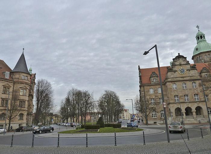 Wilhelmsplatz. Foto: Christiane Hartleitner