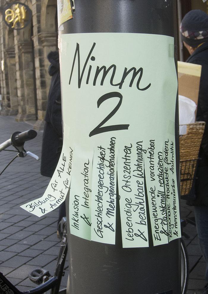 GAL-Nimm 2. Foto: Erich Weiß