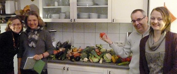 GAL Suppenaktion. Foto: Christiane Hartleitner