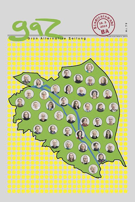 gaz-Grün Alternative Zeitung