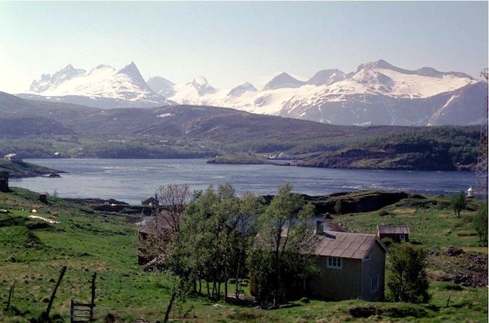Norwegen. Foto: Monika Schau