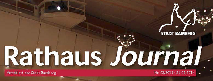 Rathaus Journal