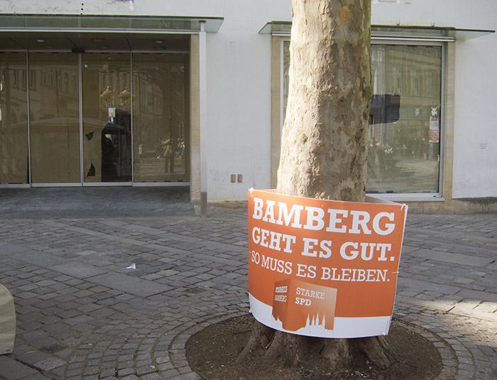 SPD Bamberg geht es gut. Foto: Erich Weiß