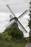 Windmühle, bewährte traditionelle Technik. Foto: Erich Weiß