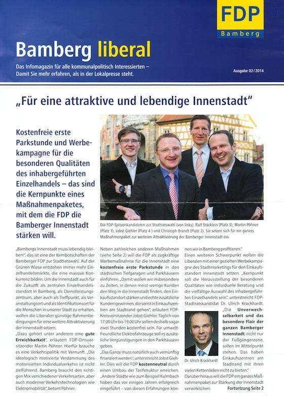 FDP-Bamberg liberal