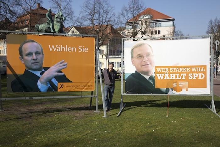 Wählen Sie … Foto: Erich Weiß