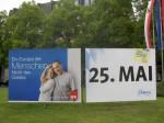 25. Mai. Foto: Erich Weiß