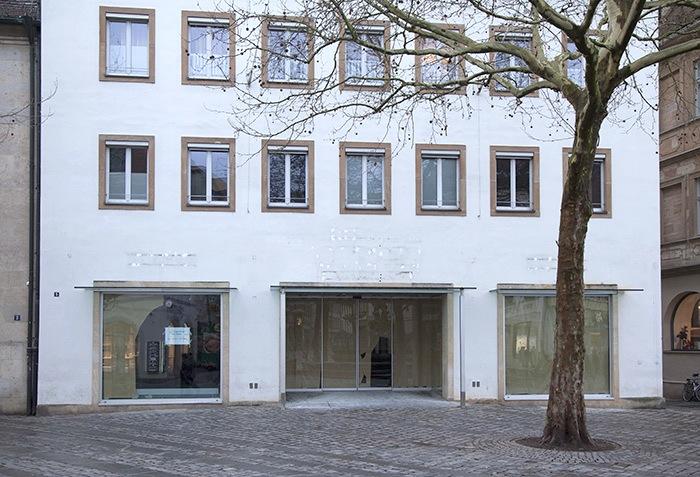 Grüner Markt, ehemalige Buchhandlung Görres. Foto:  Erich Weiß