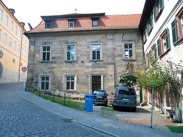Leerstand Domherrenhof