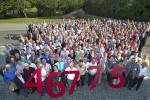 Insgesamt 46.775 Blutspenden von 485 Menschen – das ist die Bilanz der Spenderehrung in Bamberg. Foto: BRK