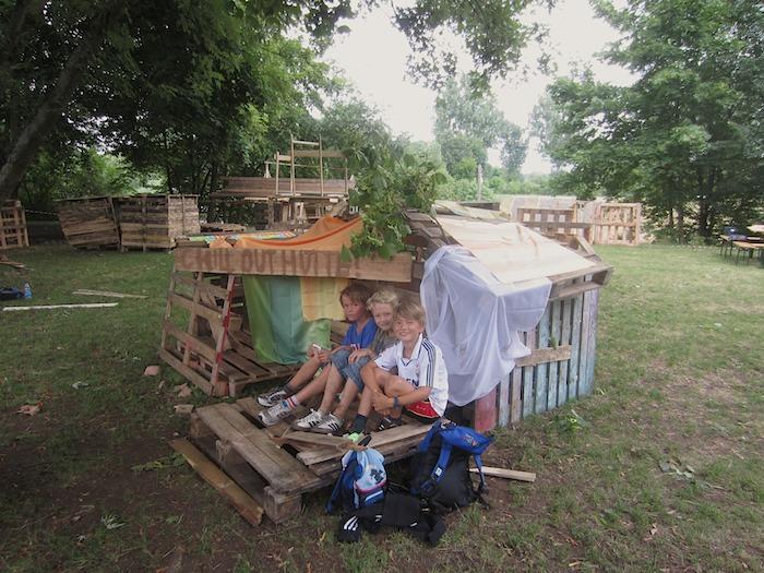 Huettenstadt Spielmobil