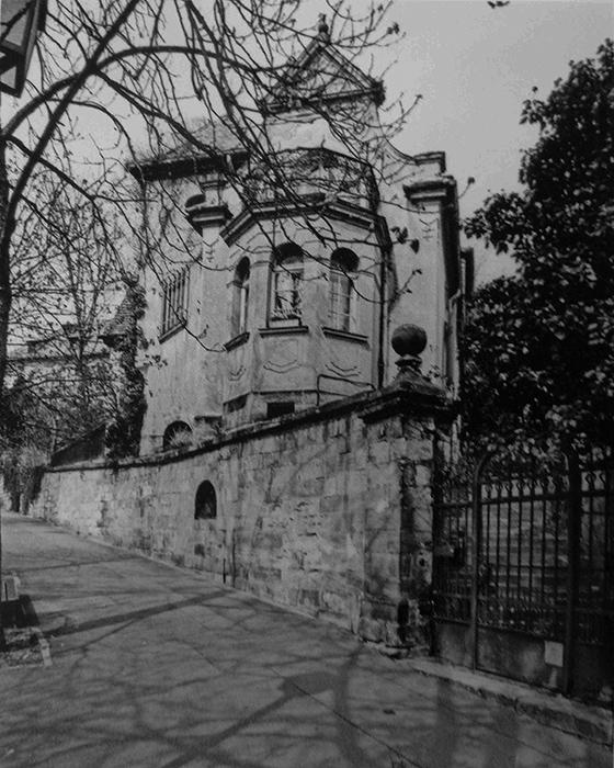 Schröppel Villa aus dem Inventar Michelsberg und Abtsberg, S. 798