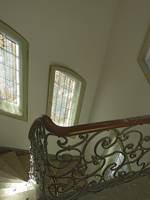 Villa Schröppel Teppenhaus. Foto: Christiane Hartleitner