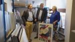 v.l.n.r.: Franz Ullrich, Andreas Schwarz (MdB), Dr. Barbara Kahle