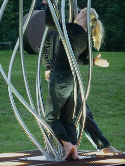 Die Tanzenden. Foto: Christiane Hartleitner