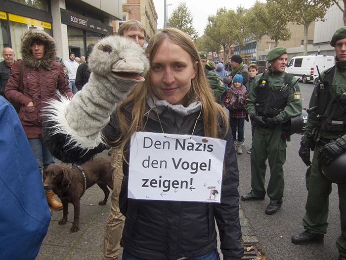 Mit Humor und Phantasie. Foto: Erich Weiß