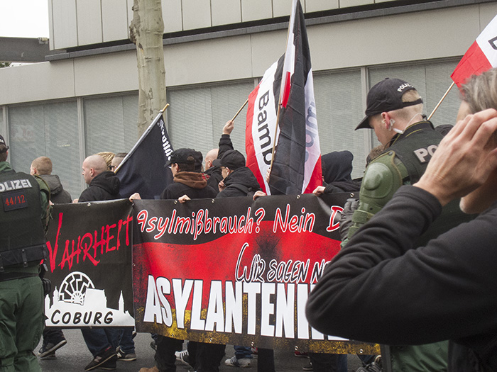 Asylmissbrauch. Foto: Erich Weiß