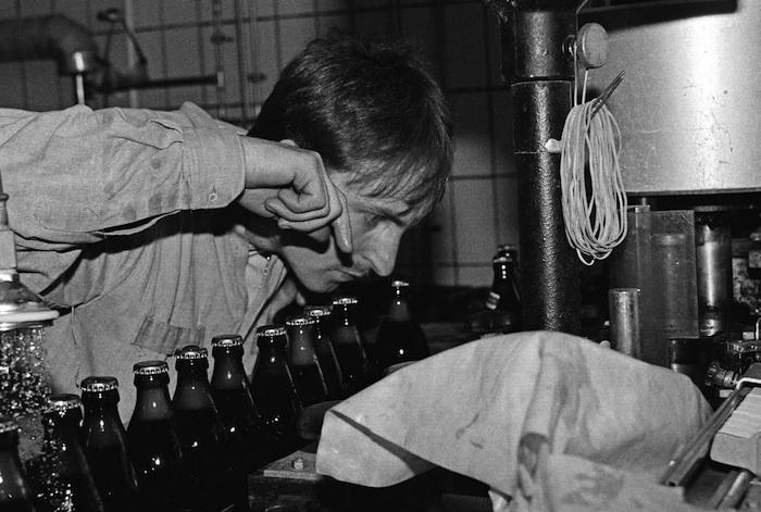 Flaschenabfüllung, Brauerei Spezial. Foto: Johannes Karch