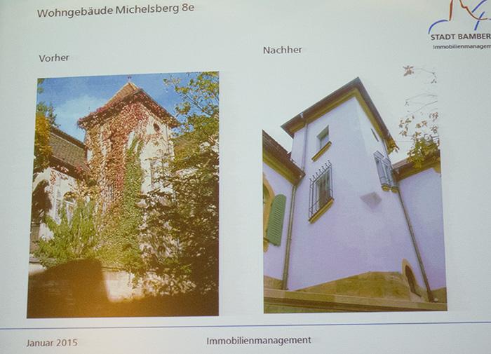 Treppenhaus - PowerPoint Vortrag vom 21.1.2015