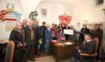 Die Ehrenamtlichen des Seniorenbüros Viereth-Trunstadt waren glückliche Empfänger von Stiftungsmitteln im Jahr 2014. Foto: Rudolf Mader