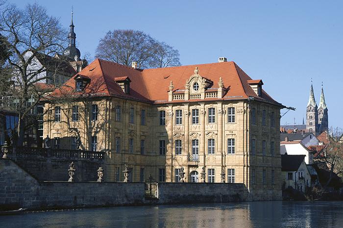 Villa Concordia. Foto: Erich Weiß