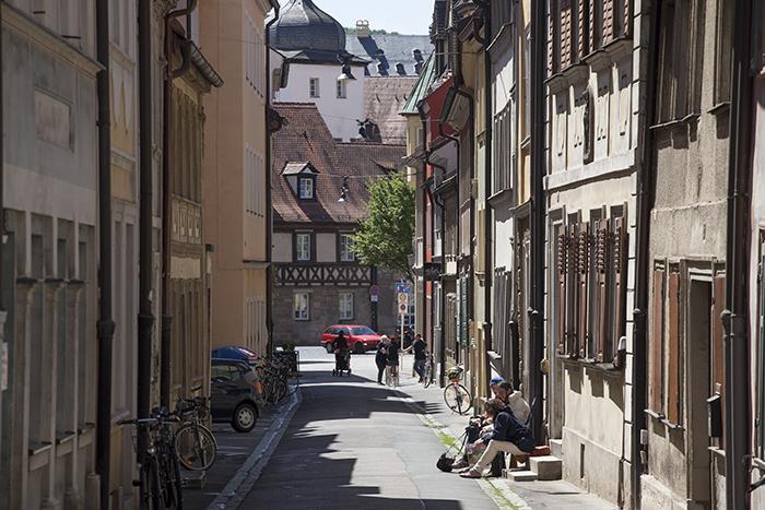 Frauenstraße. Foto: Erich Weiß