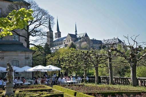 Rosengarten. Foto: Erich Weiß