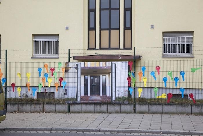 Hauptsmoorstraße. Foto: Erich Weiß