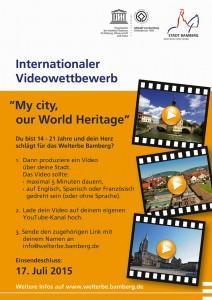 Poster ZWB Videowettbewerb