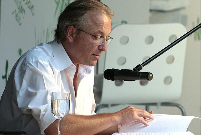 Peter Braun. Foto: Erich Weiß