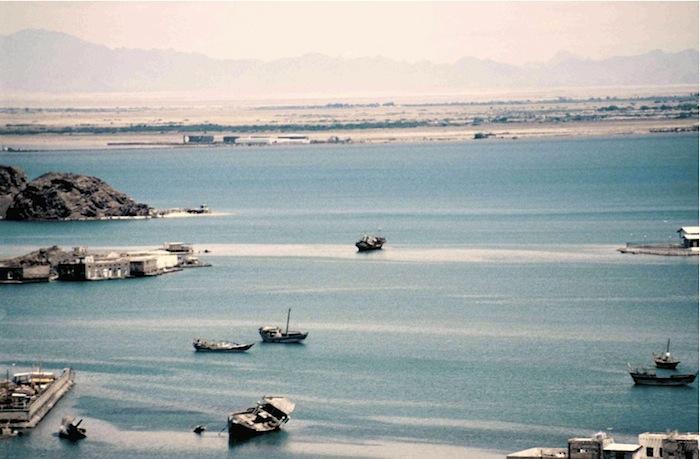 Hafen in Aden