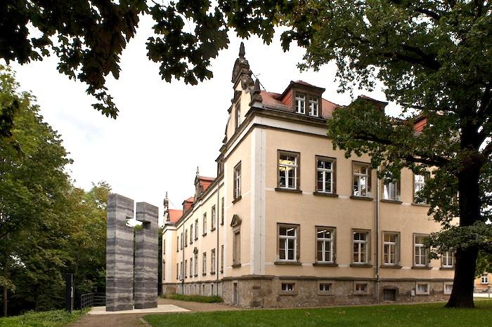 Ansicht der Gedenkstätte, 2013. Foto: Jürgen Lösel