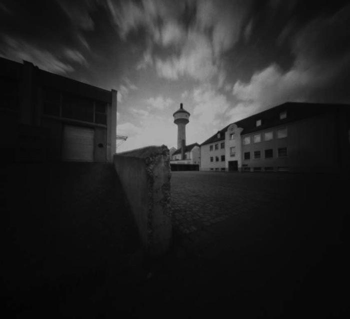 Schlachthaus. Foto: Günter Derleth