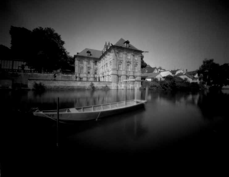 Villa Concordia. Foto: Günter Derleth