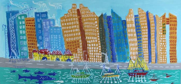 Timur Manapow: Manhattan