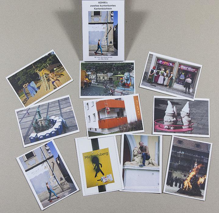 Kohn's zweites Postkartenbüchlein