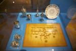 Jüdisches in Bamberg Gegenstände. Foto: Erich Weiß
