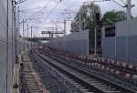 Das Bild entstand direkt am alten Güterbahnhof (nahe der ARCADEN) in Erlangen. Foto: AG Bahnsinn