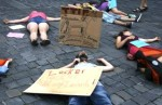 flashmob TTIP 2
