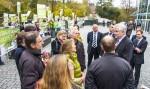 Ministerpräsident Seehofer Im Gespräch mit Vertretern des Vereins Nationalpark Nordsteigerwald