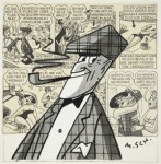 Comic von Peter Maierhofer