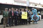 Viele Mitstreiter für ein gemeinsames Ziel: die größtmögliche Sicherheit für die Kinder auf dem Schulweg. Foto: Pressestelle Stadt Bamberg